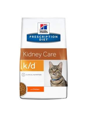 Hills Prescription Diet Mačke K-D 1,5kg