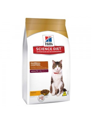 Hills Science Diet Hairball Control 1.5kg