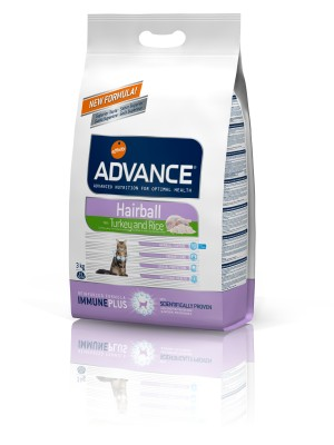 Advance HAIRBALL 400gr  NEMA NA STANJU