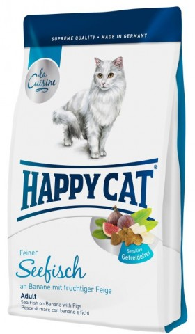Happy Cat La Cuisine morska riba i smokve 1.4kg AKCIJA!