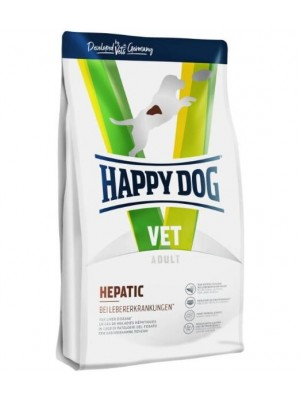 Happy Dog vet Hepatic hrana za pse 4kg