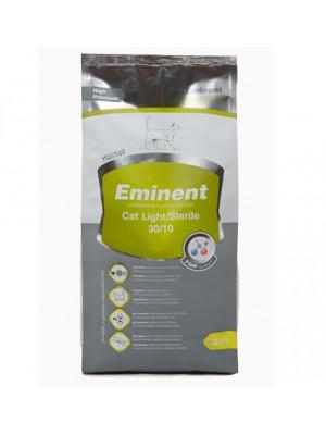 Eminent Light-Steril 10kg hrana za gojazne i sterilisane mačke