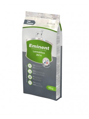 Eminent Lamb-Rice 15kg hrana za odrasle pse