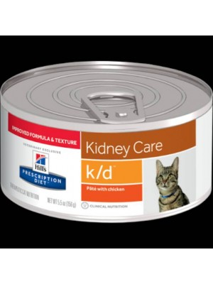 Hill's Prescription diet KD 156gr